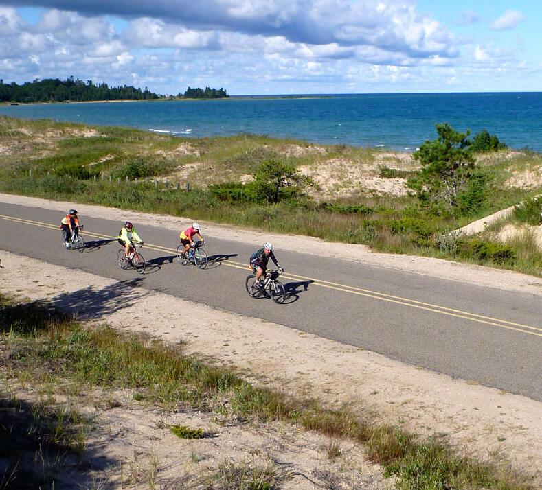 Shoreline West 2019 : League of Michigan Bicyclists